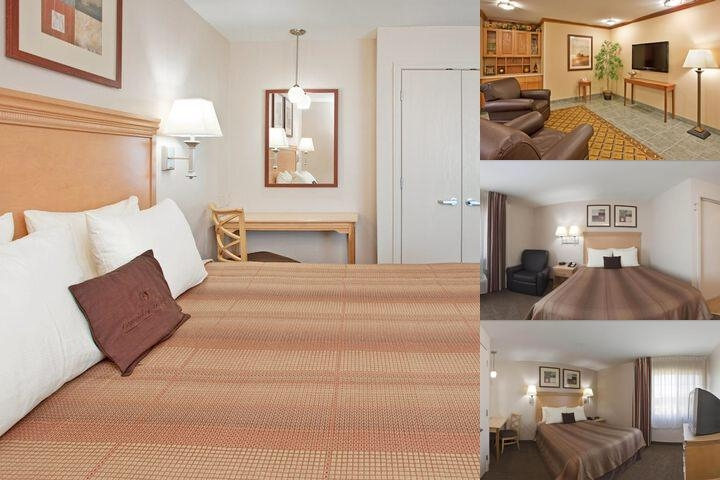 Candlewood Suites Junction City Fort Riley photo collage