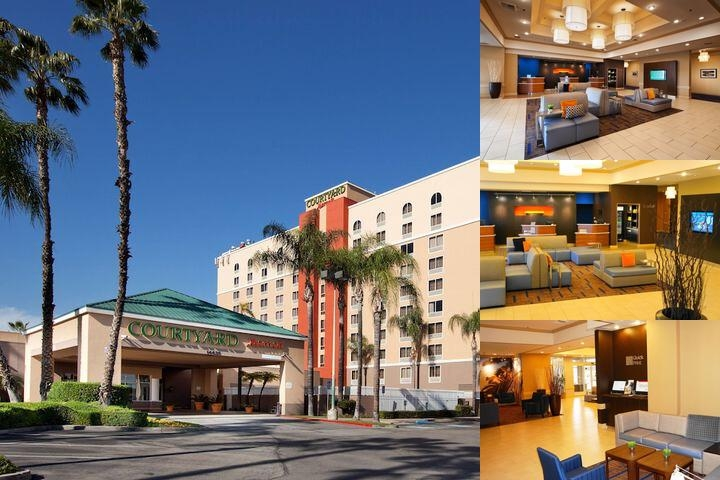 Courtyard by Marriott Los Angeles / Baldwin Park photo collage