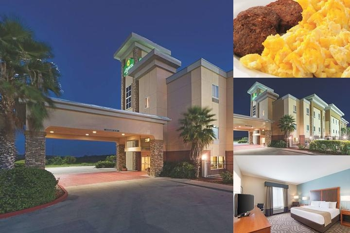 Best Western Mathis Inn photo collage