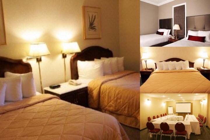 Clarion Hotel & Suites Selby photo collage