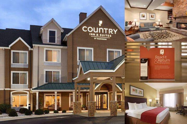 Country Inn & Suites by Radisson Pt. Wentworth photo collage