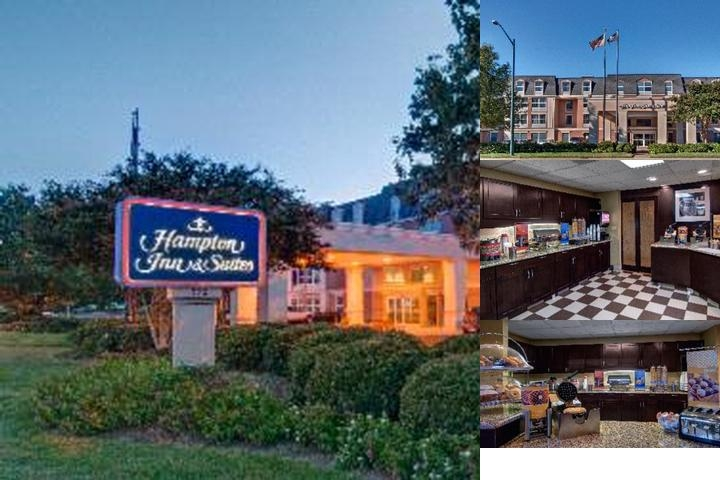 Hampton Inn & Suites Richmond Rd photo collage