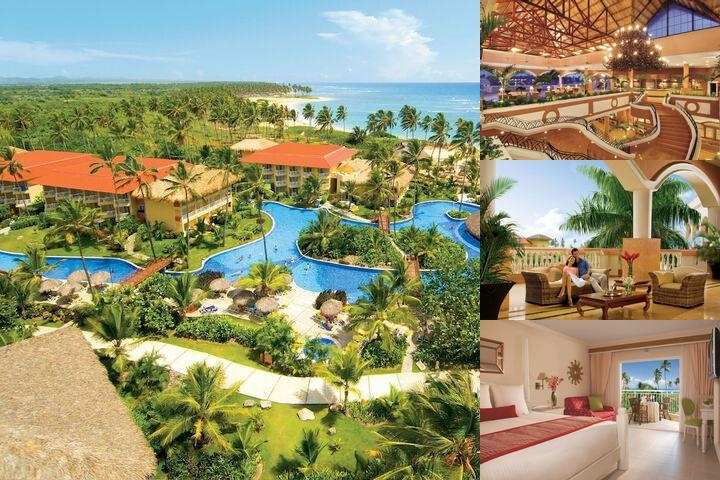 Dreams Punta Cana Luxury All Inclusive photo collage