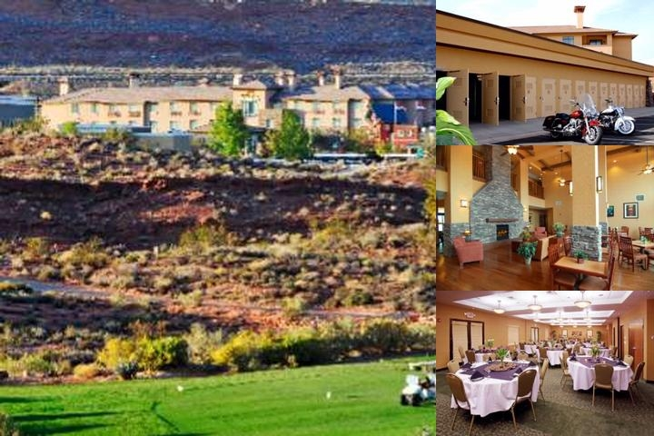 Holiday Inn Express St. George North Zion photo collage