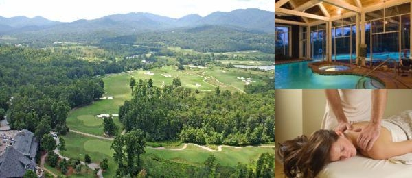 Brasstown Valley Resort & Spa photo collage