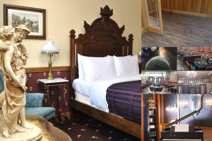 Hotel Millersburg photo collage