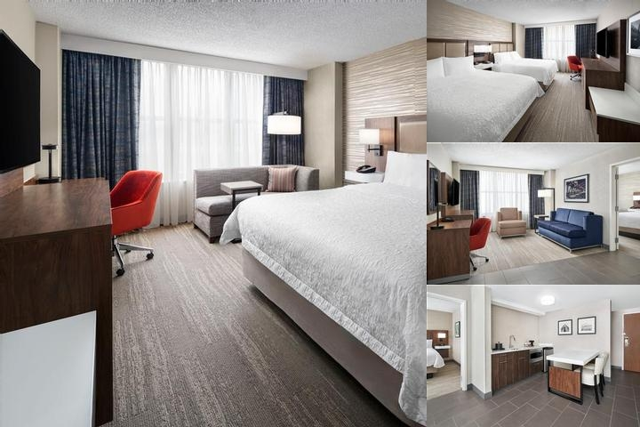 Hampton Inn & Suites Chicago Downtown photo collage