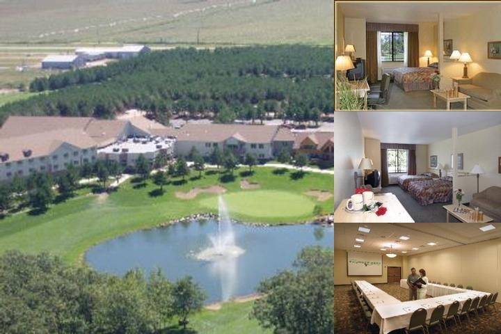 Thumper Pond Resort photo collage