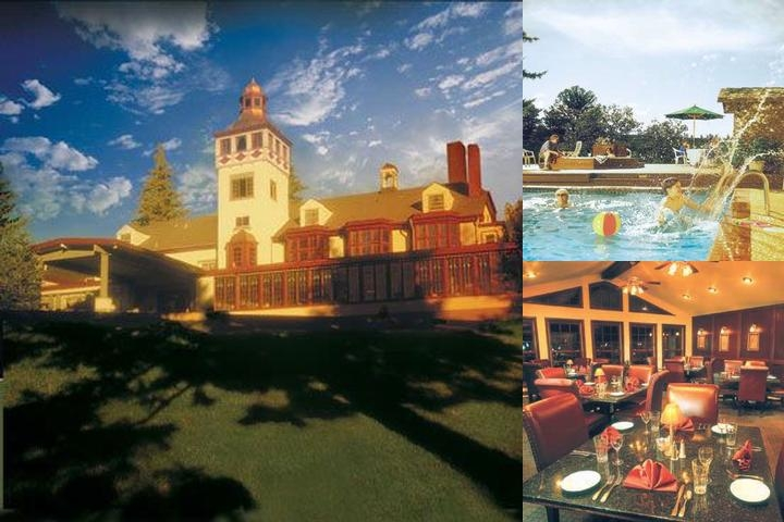 The Lodge Resort & Spa photo collage