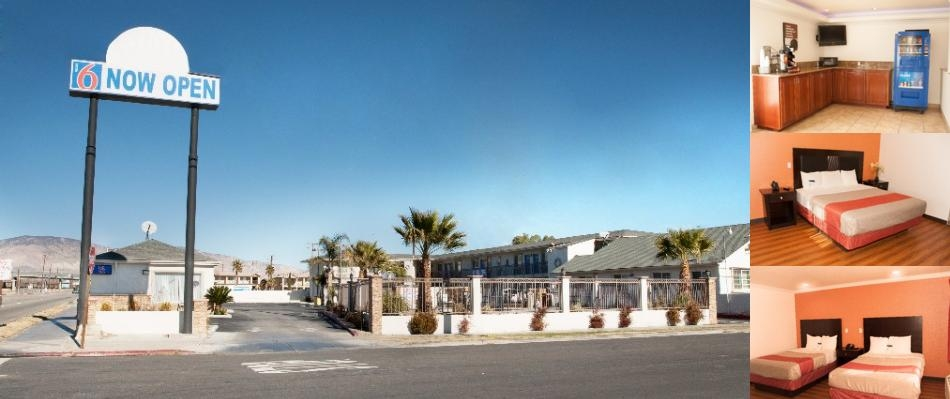 Days Inn Mojave Ca photo collage