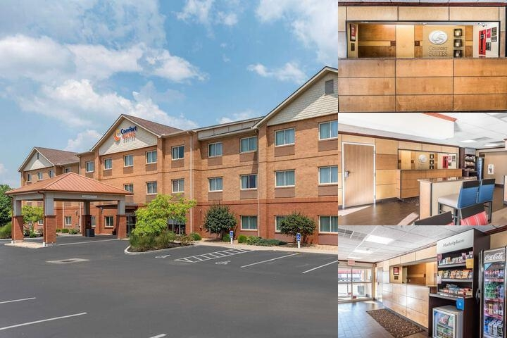 Comfort Suites Kings Island photo collage