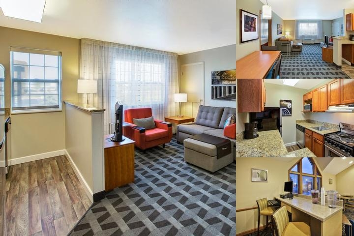 Marriott Towneplace Suites Sterling Heights photo collage