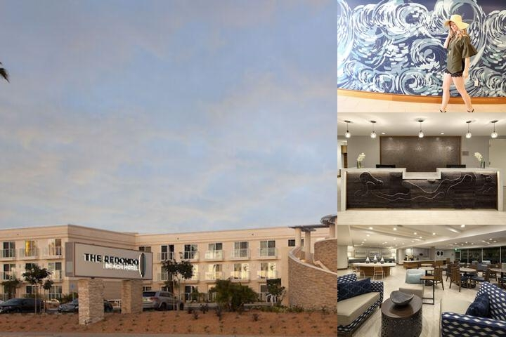 The Redondo Beach Hotel Tapestry Collection by Hilton photo collage