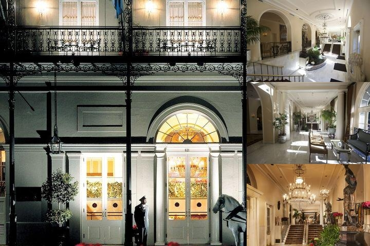 Omni Royal Orleans Hotel photo collage