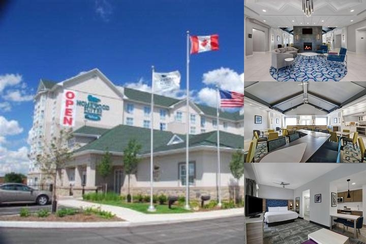 Homewood Suites London Ontario photo collage