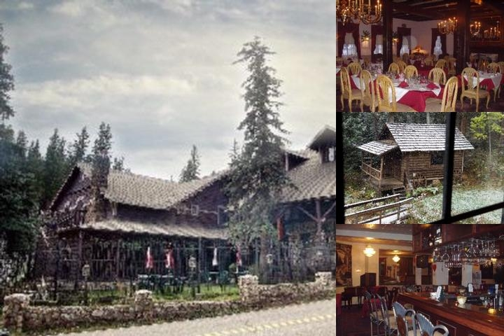 Brook Forest Inn photo collage