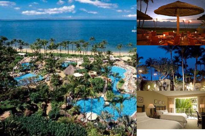 The Westin Maui Resort & Spa photo collage