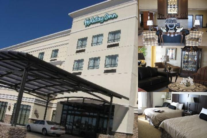 Odessa Holiday Inn photo collage