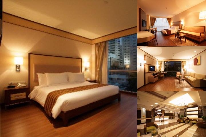 Adelphi Suites Bangkok photo collage