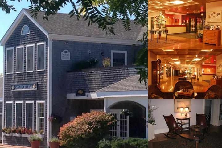 Nantucket Inn photo collage