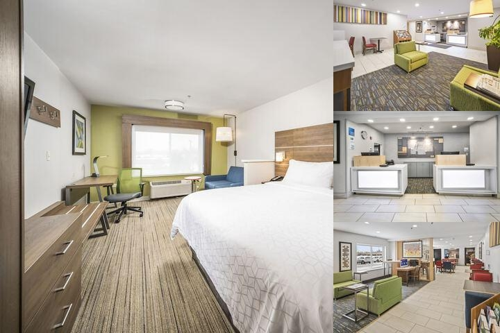 Holiday Inn Express Chicago Nw Vernon Hills photo collage