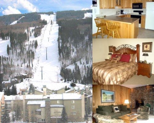 Westwind at Vail photo collage