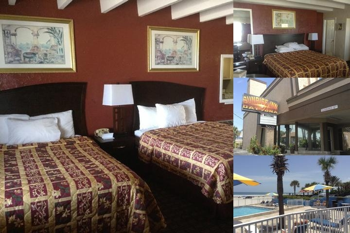 Rodeway Inn on the Beach photo collage