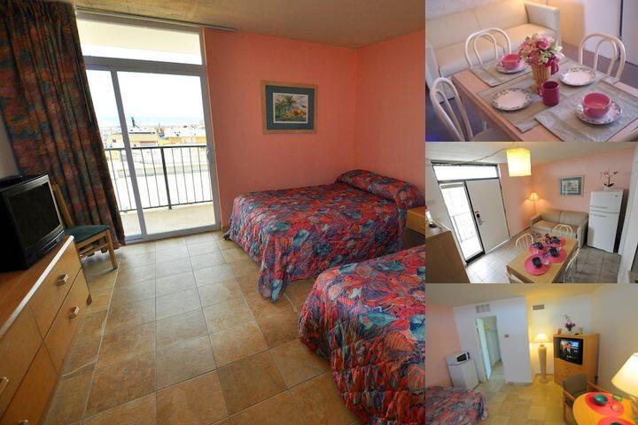 Beach Terrace Motor Inn Wildwood Nj 3400 Atlantic 08260