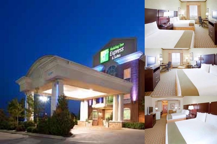 Holiday Inn Express Hotel & Suites Fort Worth Wc photo collage