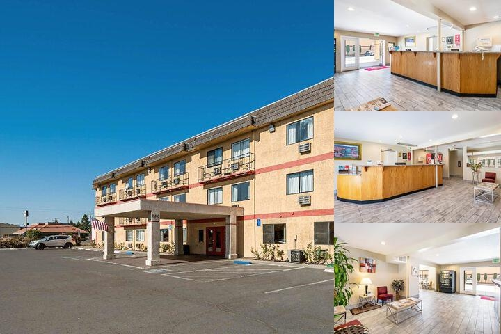 Econo Lodge Inn & Suites Yuba City Marysville photo collage