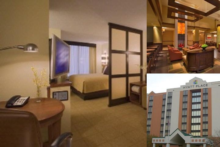 Hyatt Place Secaucus photo collage