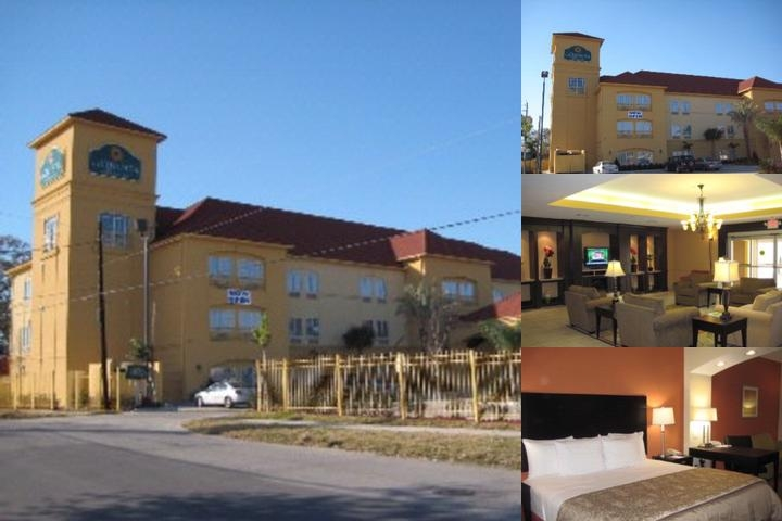 La Quinta Inn & Suites Houston Normandy photo collage