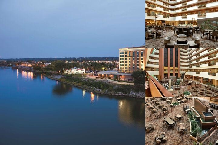 Embassy Suites East Peoria photo collage