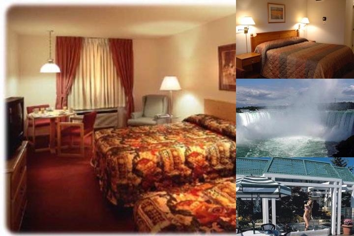 Lincoln Motor Inn Fallsview photo collage