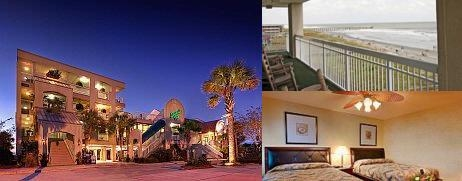 Seaside Inn photo collage