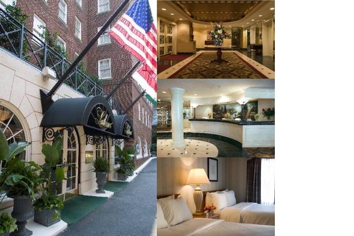 Latham Hotel Georgetown photo collage