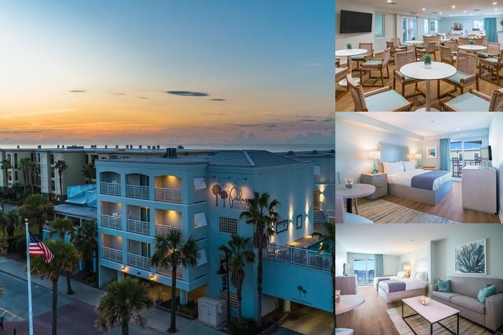 The Palms Oceanfront Hotel photo collage