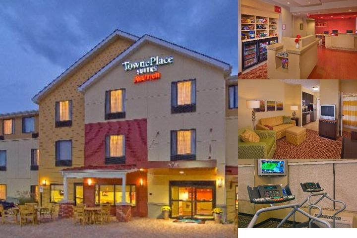 Towneplace Suites by Marriott in Kalamazoo photo collage