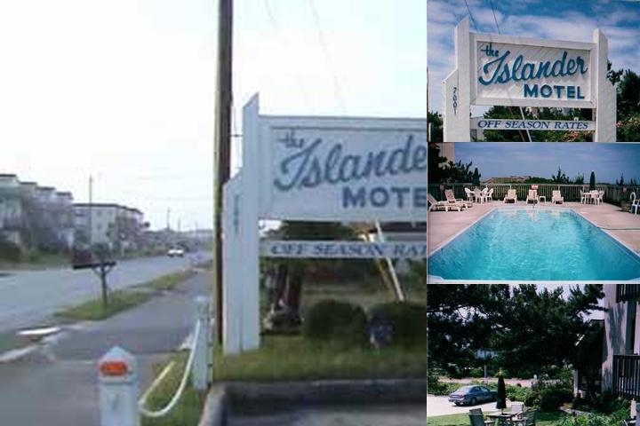 The Islander Motel photo collage