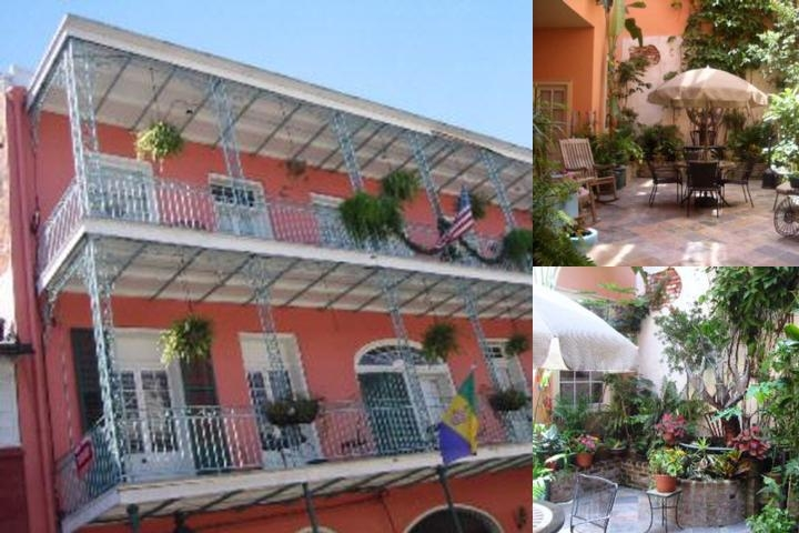 St. Philip French Quarter Apts photo collage