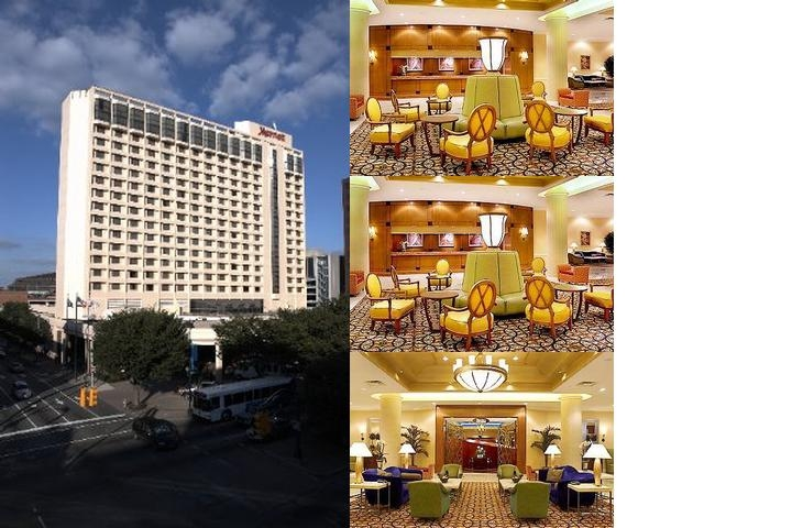 Richmond Marriott photo collage