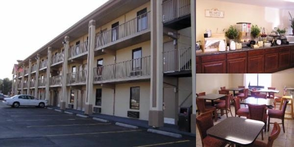 Quality Inn Parkway photo collage