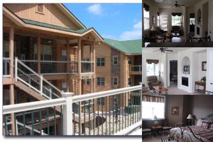 Branson Lakeside Condo Rentals photo collage