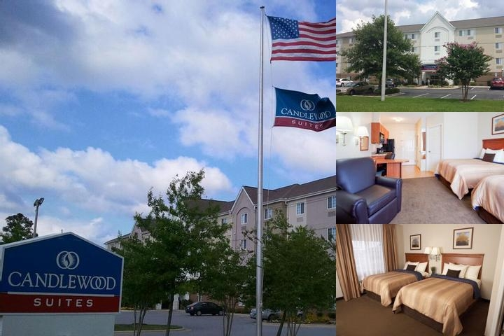 Candlewood Suites Greenville Nc photo collage