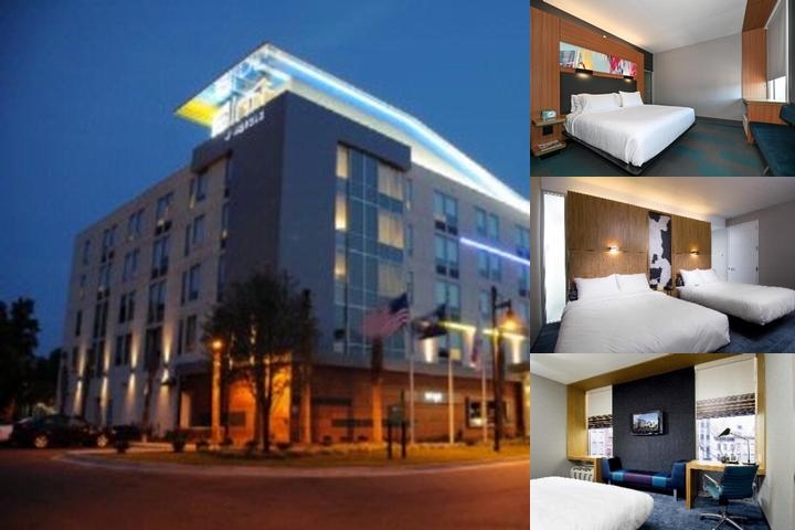 Aloft Charleston Airport & Convention Center photo collage