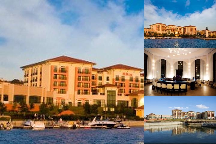 Hilton Dallas / Rockwall Lakefront photo collage
