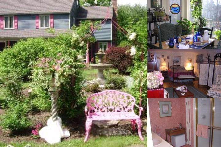 Tiffany Gardens B & B photo collage