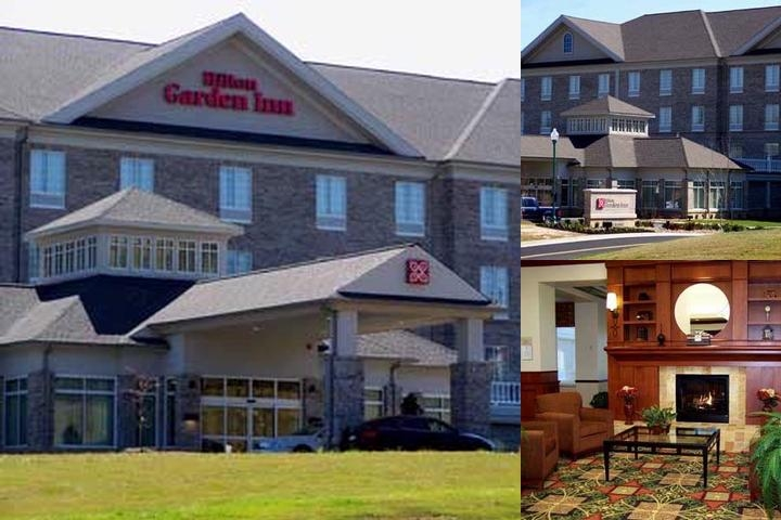 Hilton Garden Inn Choctaw photo collage
