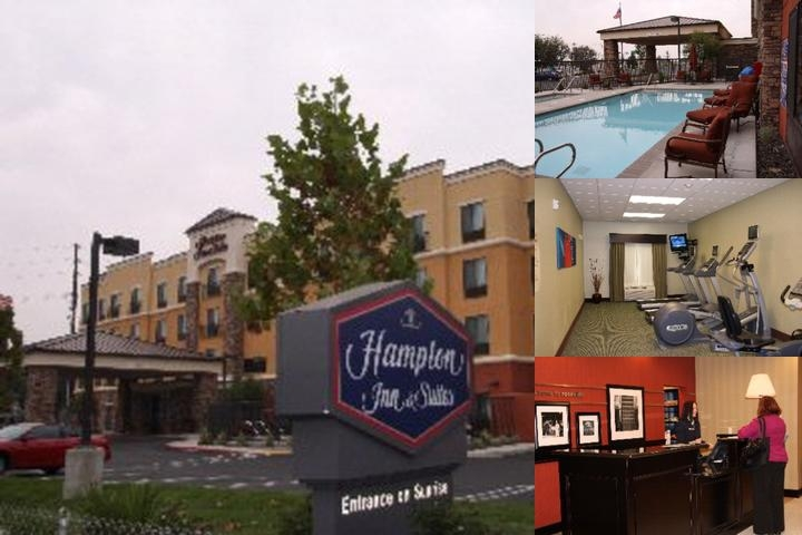 Hampton Inn & Suites Roseville photo collage