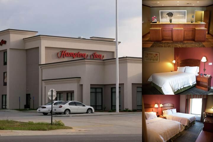 Hampton Inn Mountain Home photo collage